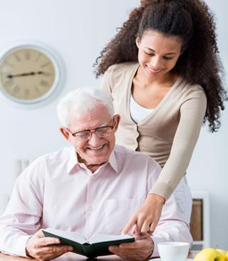 elder care aide